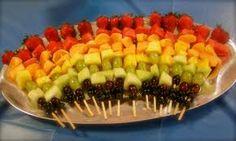 fruit platter made better