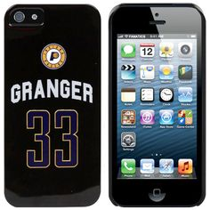 Danny Granger Indiana Pacers iPhone 5 Jersey Snap-On Case - $7.59