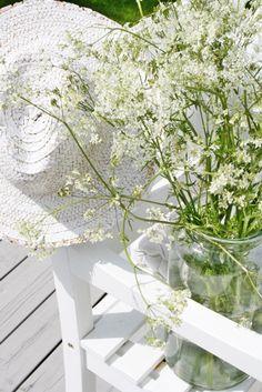for the white garden