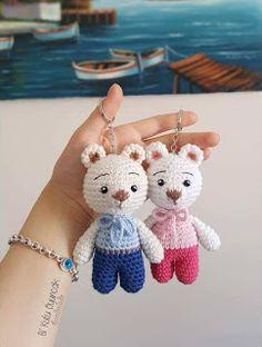 Mesmerizing Crochet an Amigurumi Rabbit Ideas. Lovely Crochet an Amigurumi Rabbit Ideas. Crochet Animal Amigurumi, Crochet Gratis, Crochet Amigurumi Free Patterns, Crochet Bear, Easy Crochet Patterns, Cute Crochet, Crochet Designs, Crochet Dolls, Crochet Keychain Pattern