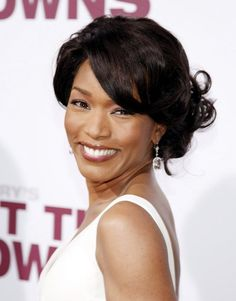 Now, I truly ADORE this Beautiful, Black Woman. From her acting skills to her graceful presence on camera, she has it way PAST going on! She's an ageless beauty and I never get tired of seeing her on my t.v. screen. Thank you for being such a phenomenal role model, Ms. Angela Bassett.