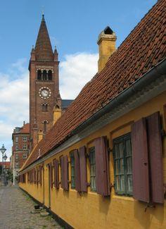 Sankt Pauls Church, Copenhagen ( and  Nyboder )