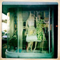 Bobby & Dandy window display.