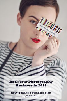 Rock Your Photography | Business Planning - Def need this, really need to sit down and decide if this is something I want to do full time or not.