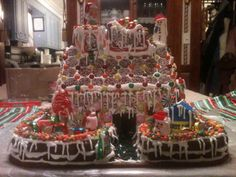 History of Gingerbread-Volumes exist on the origins of gingerbread. For these purposes, suffice it to say an early form of gingerbread can be traced to the ancient Greeks and Egyptians who used it for ceremonial purposes. Gingerbread made an appearance in Europe when 11th-century crusaders brought the spice back from the Middle East for the rich folks' cooks to experiment with.  Click for more! Thanks to The Pagan Musings