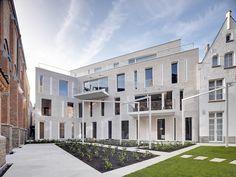 Gallery of Lorette Convent - Apartments Drbstr / dmvA - 3