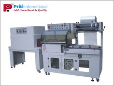 Tired of packaging huge numbers of products manually? Then bring an auto shrink wrap machine for automated packaging processes.....@https://goo.gl/8sC8JS #AutoShrinkWrapMachine #SemiAutomaticShrinkWrapMachine