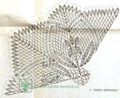 Resultado de imagem para схемы маленьких салфеток крючком