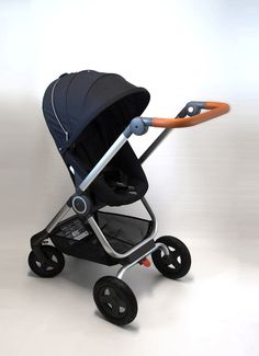 Stokke Scoot v2 real leather lace-up covers Kinder Wagen 126be76d63