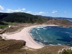 Playa de Soesto - Laxe (A Coruña)