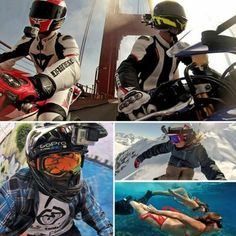Camera-Sport-Etanche-Pieton-Activites-Filmees-Action-Full-HD-1080P-4K-GoPro-UK Full Hd 1080p, Sports Camera, Action, Master Chief, Fictional Characters, Group Action, Fantasy Characters