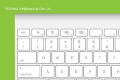 Keyboards and Keypads by Graphic Themepark on Creative Market