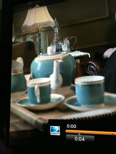 Tea Set from Father Brown