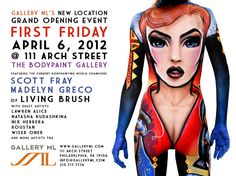 So excited for Gallery ML's Grand Opening Event tonight!