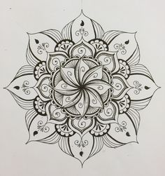 Zentangle Idea