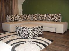 Coltar care se transforma in pat de dormitor.Distribuitor www.swerom.ro