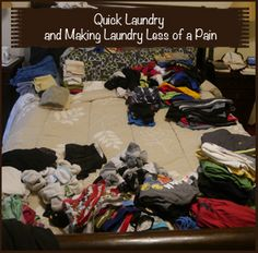 Laundry Mindfulness and How to do Laundry Faster – Cha Ching Queen