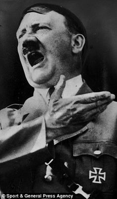 Hitler's secret addiction to crystal meth: The Fuhrer took 'Breaking Bad' drug before ranting at Mussolini... and in his last days in the bunker Read more: http://www.dailymail.co.uk/news/article-2789396/hitler-s-secret-addiction-crystal-meth-fuhrer-took-breaking-bad-drug-ranting-mussolini-days-bunker.html#ixzz3FwSak3HP  The Fuhrer is believed to have taken crystal meth before a meeting with Mussolini in the summer of 1943, when he ranted non-stop for two hours