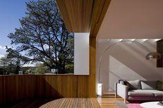 Пляжный дом Curl Curl от CplusC Architects