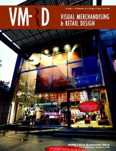 Visual Merchandising and Retail Design  Magazine - Buy, Subscribe, Download and Read Visual Merchandising and Retail Design on your iPad, iPhone, iPod Touch, Android and on the web only through Magzter