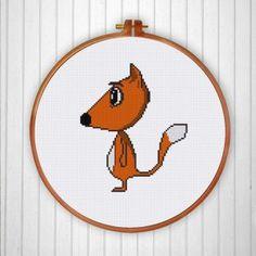 Funny & Cute - Ritacuna Funny Cross Stitch Patterns, Simple Cross Stitch, Cross Stitch Designs, Everything Cross Stitch, Kawaii, Print Patterns, Baby Room, Nursery Room, Diy Baby