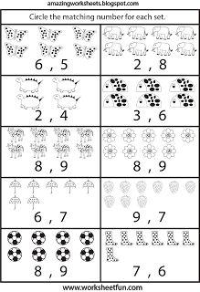 Kindergarten Worksheets / Free Printable Worksheets – Worksheetfun images ideas from All About Kindergarten Counting Worksheets For Kindergarten, Worksheets For Kids, Kindergarten Learning, Number Bonds Worksheets, Teaching, Letter Worksheets, Counting Activities, Numbers Preschool, Preschool Math