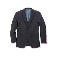 JKT Bond Novelty Windowpane Sportcoat