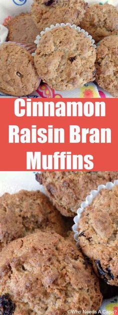 Delicious muffins for breakfast or snack that are so easy to make with a favorite breakfast cereal. #ad #Back2SchoolReady