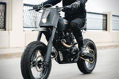 Honda CB450 by CROIG | HiConsumption