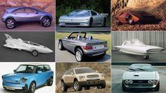 Koncepty umožňujú automobilkám uskutočňovať nápady, o ktorých sa im v reálne výrobe zatiaľ ani len nesníva