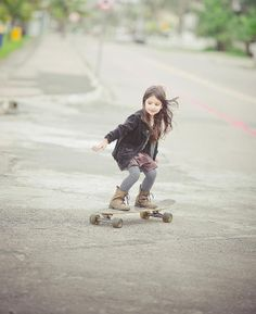 My time on the skater board