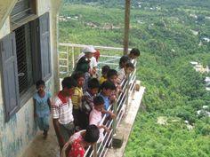 Taung Kalat (Mount Popa, Myanmar) - HAPPY FROG http://happyfrogtravels.com/taung-kalat-mount-popa-myanmar/