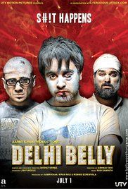 Delhi Belly Full Movie Online. Three struggling room-mates unknowingly become potential prey of a ruthless gangster.