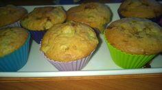 Tupun tupa: Raparperi-muffinit