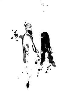 "The Messenger of Allah sallallahu aleyhi wa salam- said: "" If Cute Muslim Couples, Cute Couples, Couple Musulman, Arab Couple, Wedding Couple Cartoon, Couple Goals Tumblr, Hijab Drawing, Islam Marriage, Islamic Cartoon"