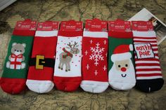 Free Shipping Wholesale 10 Pairs/Lot Cotton Wool Children's Socks For Christmas Gift 1-3Y Baby Girl Boy Sock Warm Autumn Winter