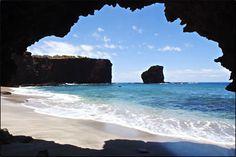 Sweetheart Rock, Lanai/Hawaii