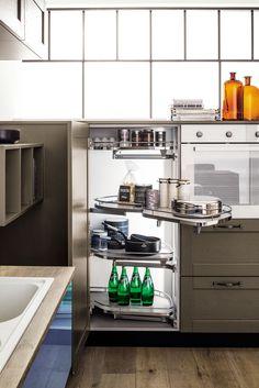 arrex le cucine: cassetti belli e funzionali per la tua cucina ... - Cucine Funzionali