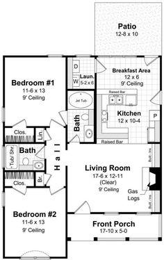 planos casa 8 x 20 - Buscar con Google