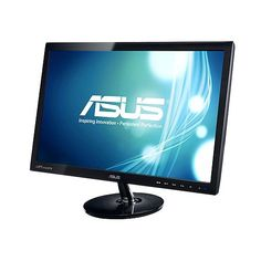 Asus VS239H-P 23-Inch Full HD 1920x1080 IPS HDMI DVI VGA Back-lit LED Monitor