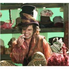 Once Upon A Time - Jefferson - The Mad Hatter