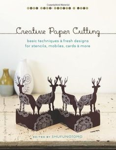 Creative Paper Cutting: Basic Techniques & Fresh Designs for Stencils, Mobiles, Cards, & More, http://www.amazon.it/dp/1590307313/ref=cm_sw_r_pi_awdl_P9sqwb1PZ9ETP