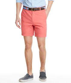 7 Inch Summer Twill Breaker Shorts
