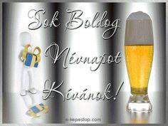 Voss Bottle, Water Bottle, Happy Birthday, Drinks, Cards, Creative, Happy Brithday, Drinking, Beverages