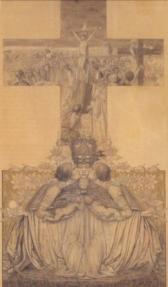 Carlos Schwabe, The passion