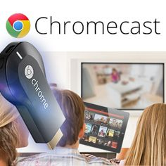 Securranty will warranty your Google Chromecast or other streaming devices like the Apple TV or Roku