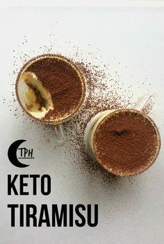 keto tiramisu, low-carb diabetic-friendly recipe
