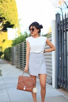 22 Autumn Outfit Ideas Perfect For The Office | outfits | | outfits for teens | | fashion | | office outfits |  http://caroortiz.com