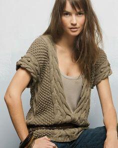 receita de blusa trico inverno - Pesquisa Google