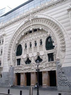 Bilbao - Teatro Campos Eliseos 8 - Bilbao - Wikipedia, la enciclopedia libre